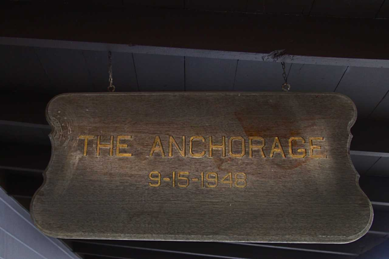 The official name of the Ranch Oak House is the Anchorage, and it's been lovingly refurbished and modernized for your comfort and enjoyment!
