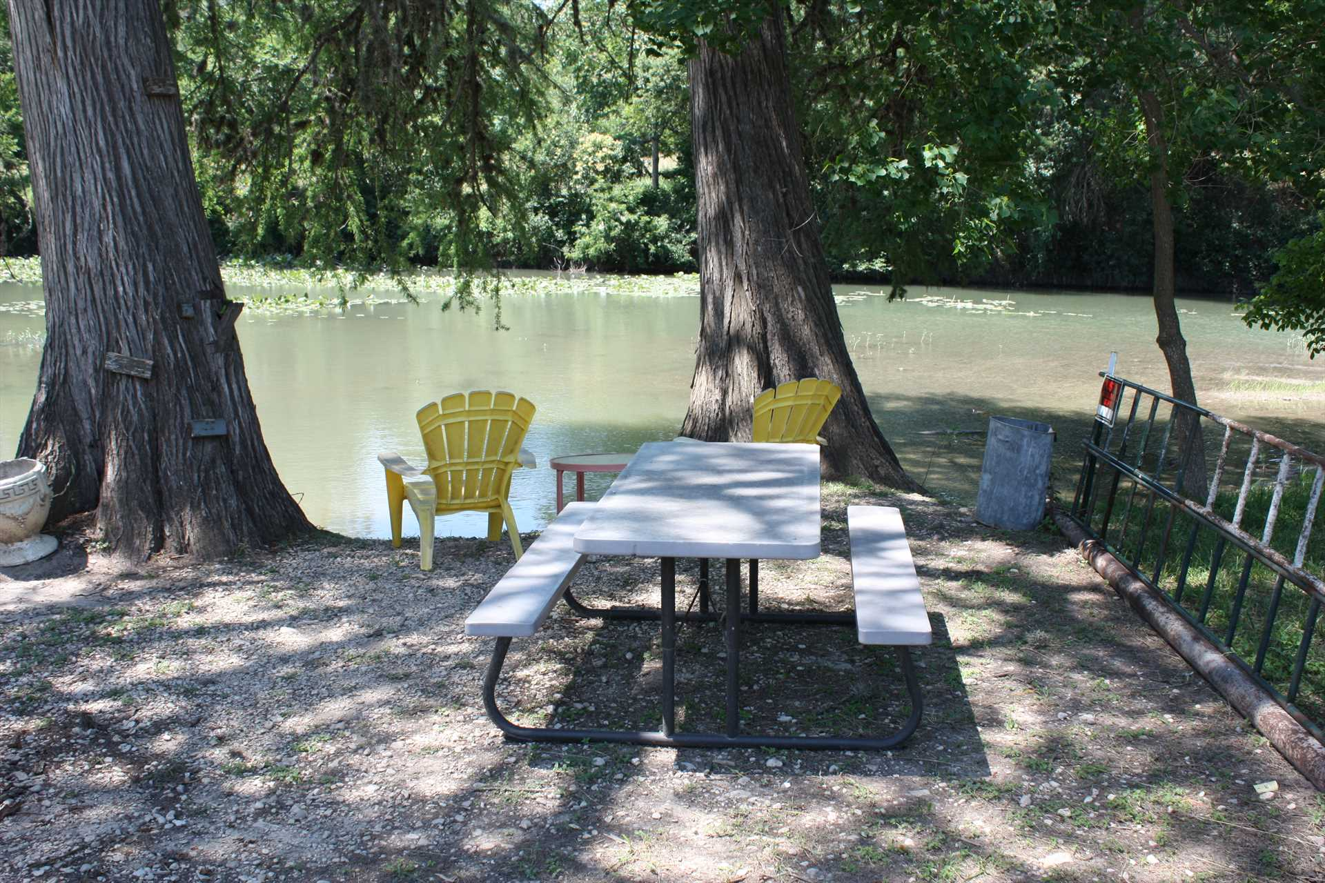 Put together a picnic spread and relax as you enjoy the natural beauty of the Hill Country!