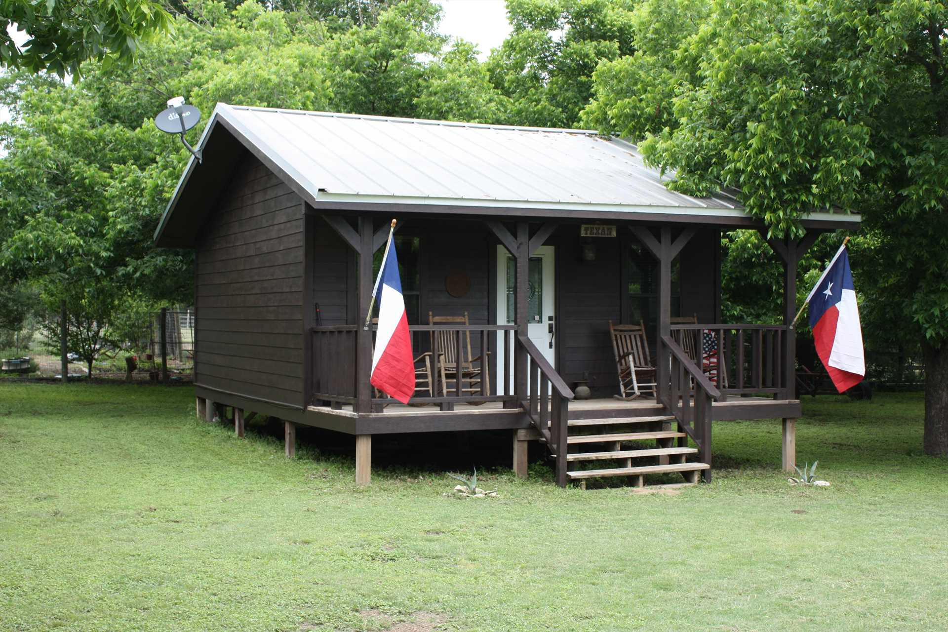 Texan Cabin