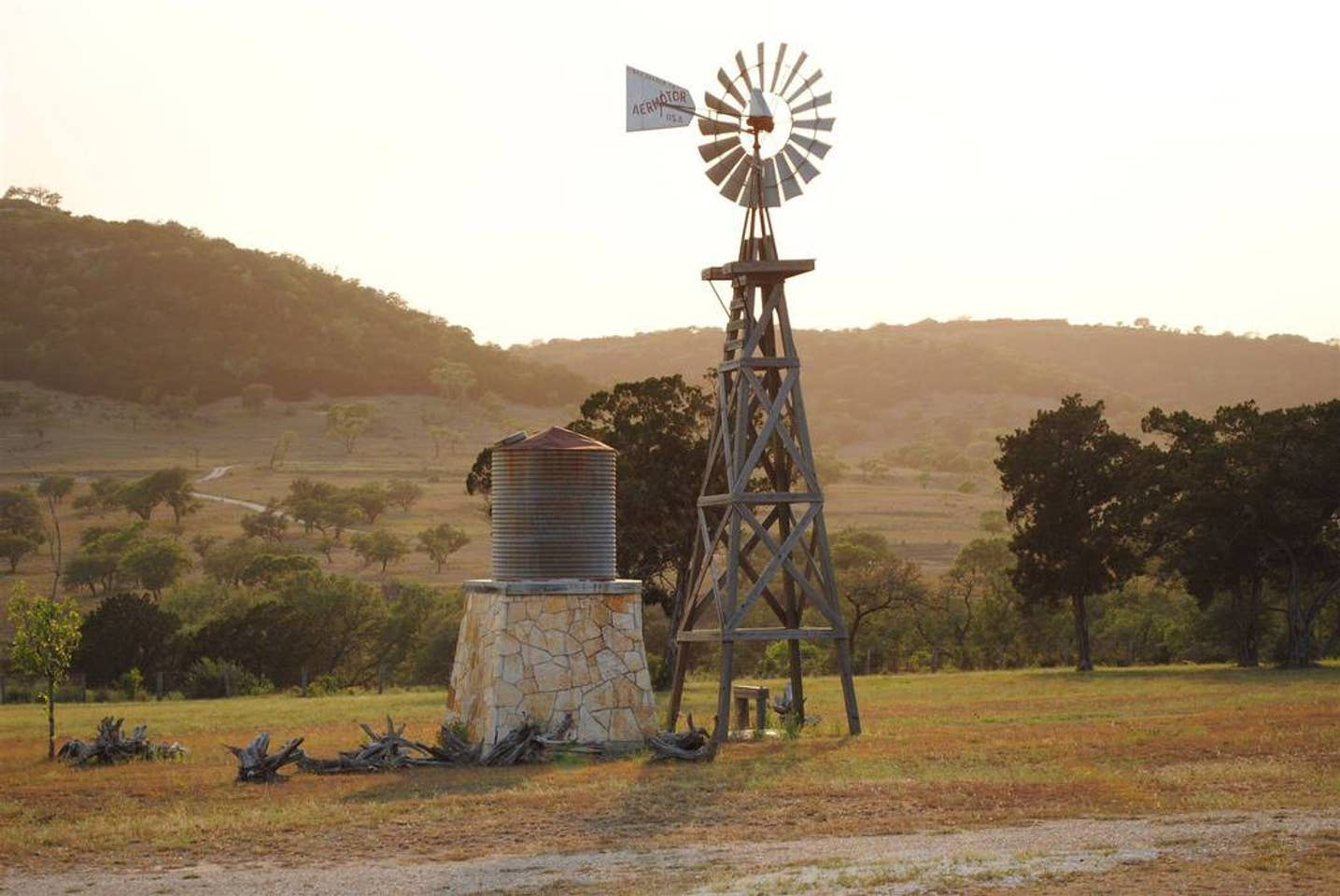 The Last Outpost offers not only views of the gorgeous Hill Country, but gives visitors a sense of the region's history, as well.