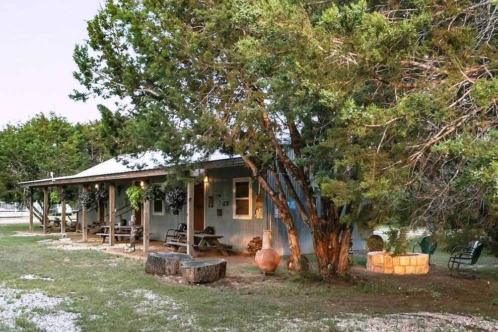 Close to Bandera, yet far enough out to be peaceful, the Forge Room makes for an amazing Hill Country escape!