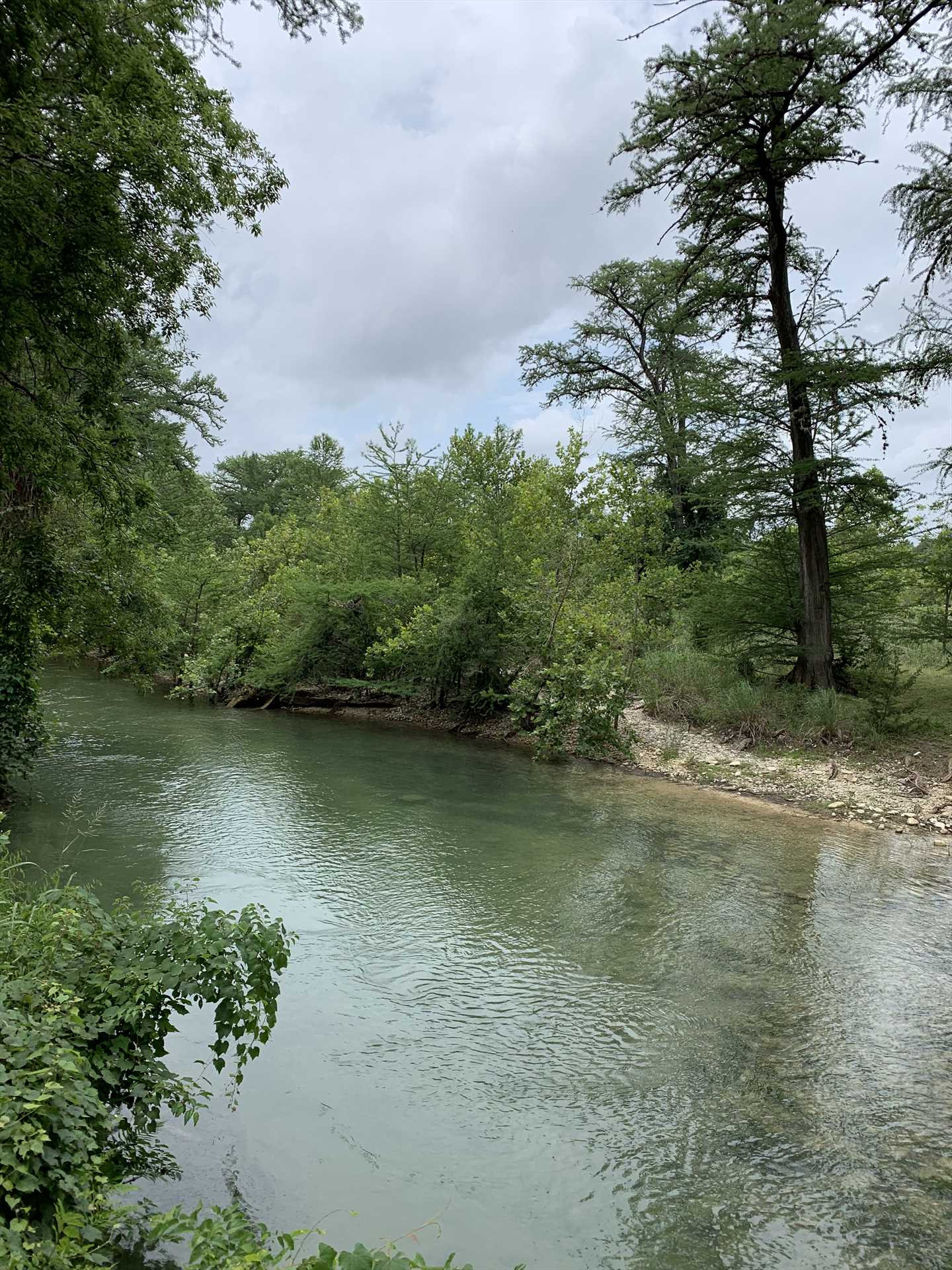 The river awaits! The retreat makes the Medina your private tubing, fishing, kayaking, and swimming paradise.