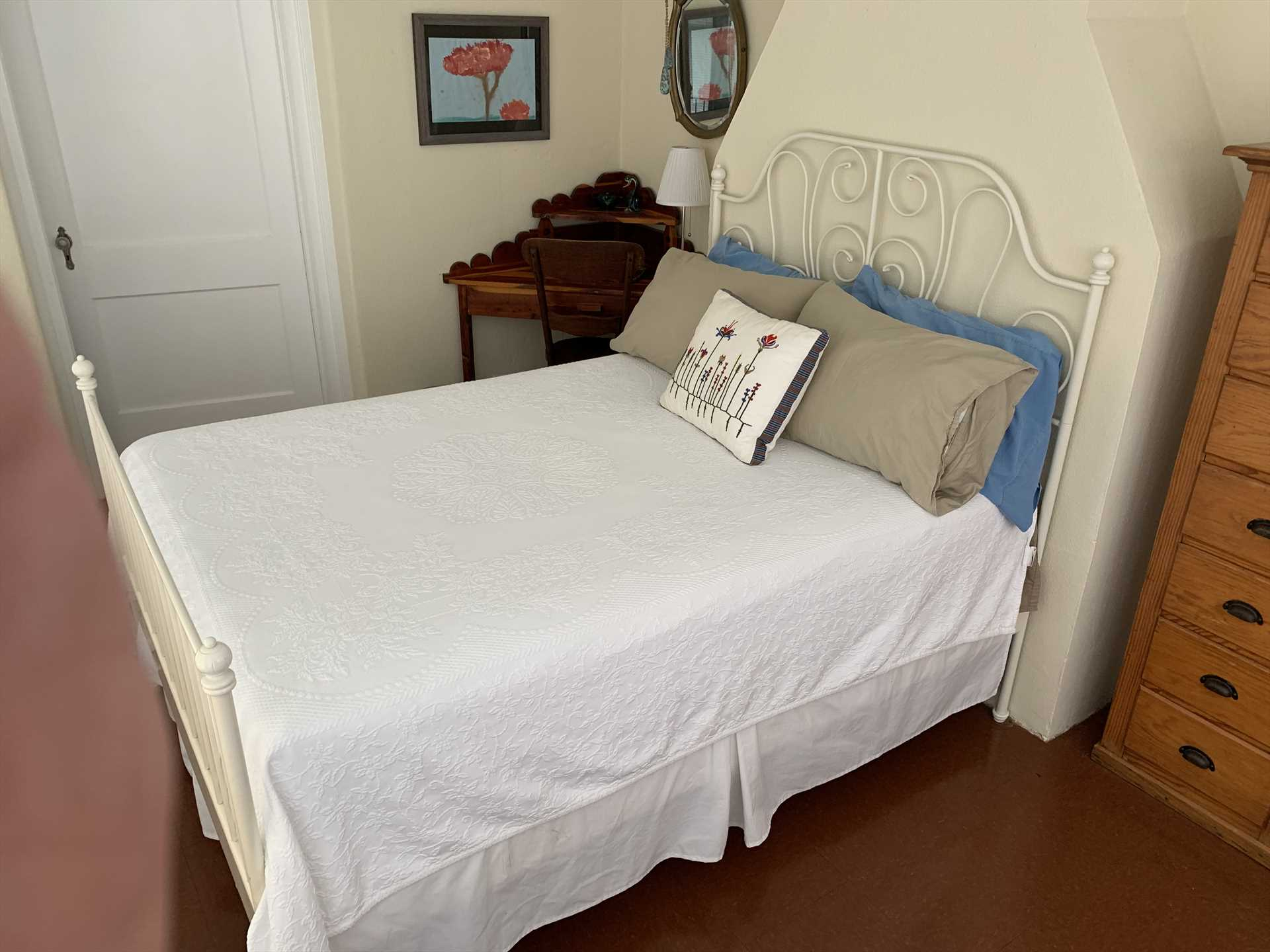 Bring 'em all along! We've got sleeping accommodations for up to 14 guests here at the retreat.