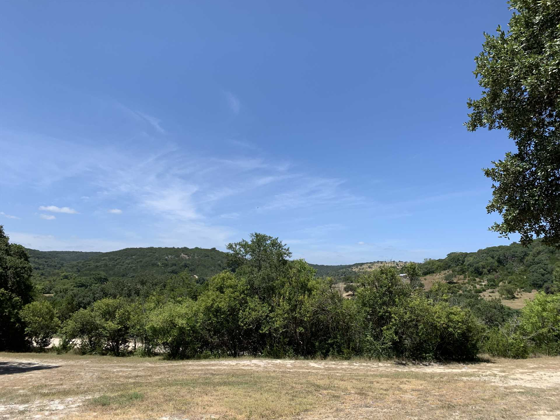 There won't be a single minute out of your day where you won't find a stunning Hill Country view to enjoy-and the stargazing at night is spectacular!