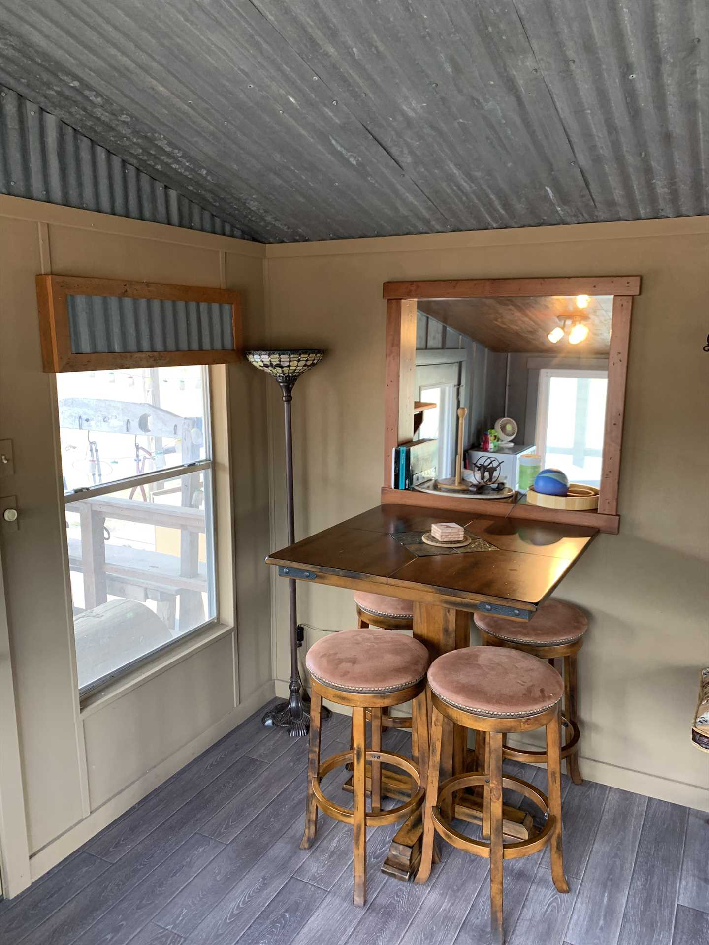 Need room for more than two guests? Ask us about other cabin rentals available at Tabasco Ranch!