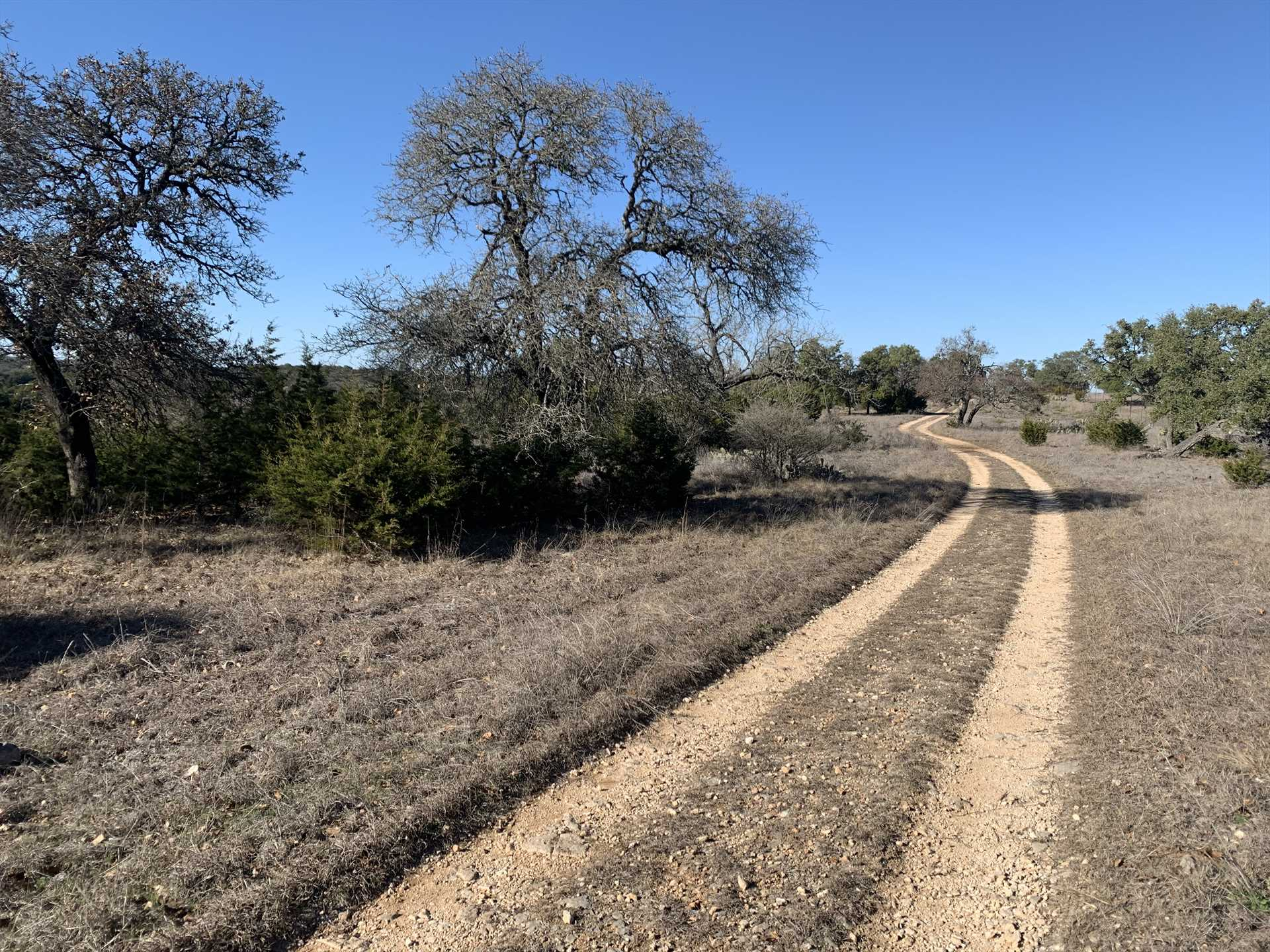 Miles of Hill Country roads surrounding the Retreat make it a perfect starting point for a scenic tour,