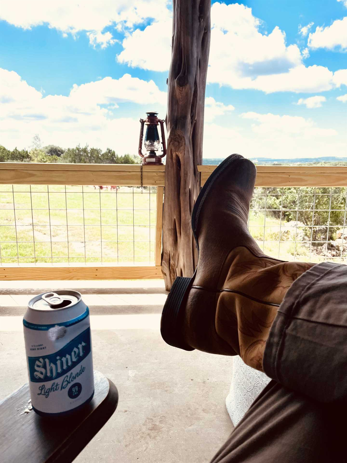 A true Texas Hill Country experience
