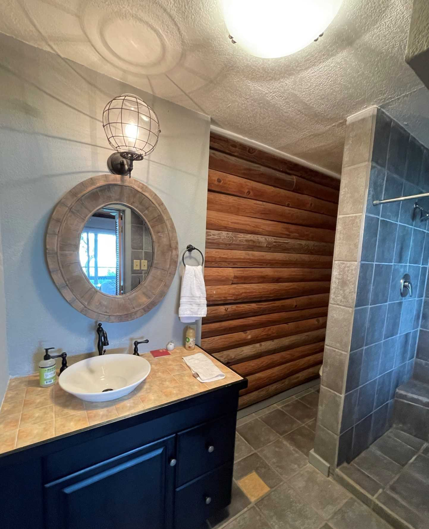 Fun and functional decor can be found throughout the Escape-even in the bathrooms!