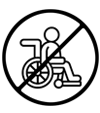 Wheelchair Inaccessible